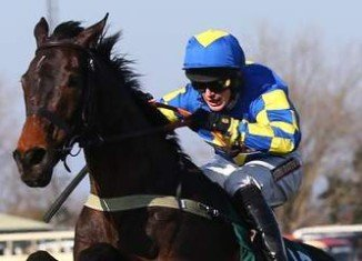 Jockey Ryan Mania has been airlifted to hospital after suffering neck and back injuries in a fall at Hexham