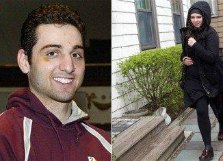 Katherine Russell married Tamerlan Tsarnaev in June 2010