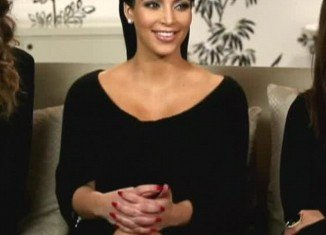 Kim Kardashian, who was famously married to Kris Humphries for just 72 days, said she would wed again