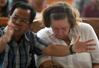 Lindsay Sandiford has lost her appeal against her death sentence in Bali for drug trafficking
