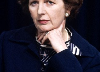 Margaret Thatcher was Conservative prime minister from 1979 to 1990