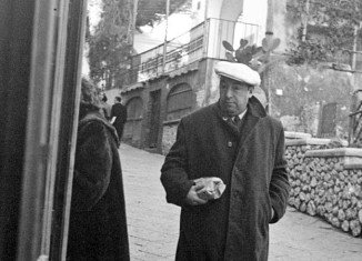 Pablo Neruda, a Nobel Prize winner who died in 1973, was a member of the Communist Party and a staunch supporter of ousted Chilean president Salvador Allende