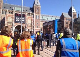 Queen Beatrix of the Netherlands will officially re-open the Rijksmuseum next week, marking the end of a painful restoration project