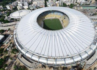 Rio de Janeiro's world-famous Maracana stadium has reopened after nearly three years of renovations to prepare it for the World Cup finals in 2014.
