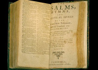 The Bay Psalm Book, the first book printed in America, is expected to fetch up to $30 million when it goes under the hammer in New York