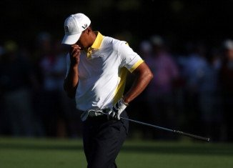 Tiger Woods is facing investigation and could be disqualified from the Masters over claims he took an illegal drop