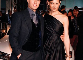 Tom Cruise has made his first comments about his divorce from Katie Holmes last year during an interview with a German television