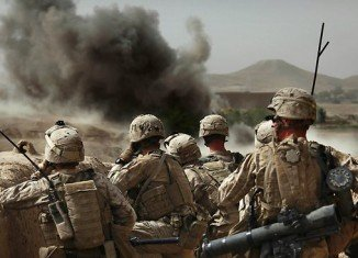 Up to 12 Afghan civilians, 10 children and two women, have been killed in a NATO air strike in Shigal district