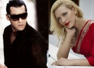 A rumor doing the rounds these days links Bollywood superstar Salman Khan to Romanian TV presenter Iulia Vantur