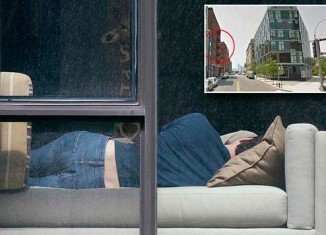 Arne Svenson freely admits to secretly photographing his neighbors at the exclusive 475 Greenwich St apartment block, but claims he hasn't done anything wrong