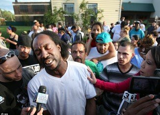 Charles Ramsey is the neighbor credited with saving three young women held captive in a Cleveland home for a decade