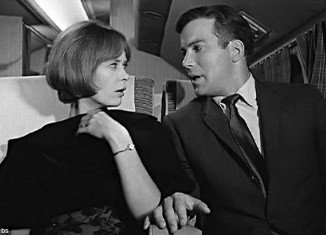Christine White played a calming wife on a classic 1963 Twilight Zone episode that featured a young William Shatner