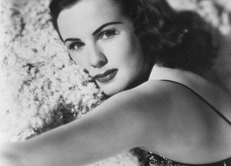 Deanna Durbin was one of Hollywood's biggest box-office stars in the 1930s and early '40s