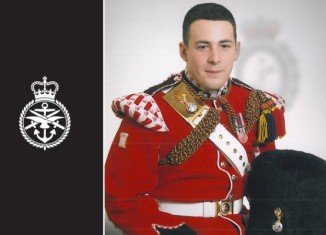 Drummer Lee Rigby of the 2nd Battalion the Royal Regiment of Fusiliers is the soldier killed in the London machete attack near Woolwich Barracks