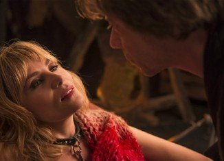 Emmanuelle Seigner plays Vanda in Roman Polanski's latest film Venus In Fur
