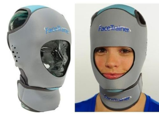 Face Trainer is the latest product to hit the market promising a youthful complexion