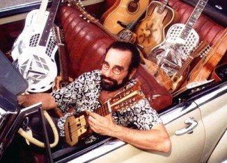 Guitarist and ethnomusicologist Bob Brozman was found dead aged 59 at his home in Ben Lomond, Santa Cruz County, CA, on April 23