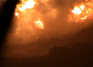 Israeli rockets have hit Jamraya army research centre near Damascus