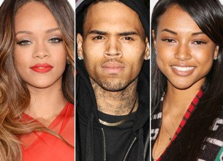 It appears Chris Brown and Karrueche Tran are cool friends and Rihanna is OK with them hanging out from time to time