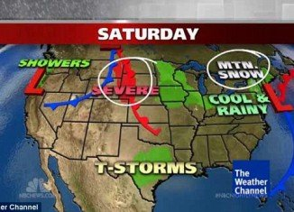 Memorial Day weekend may be the unofficial start to the American summer but this year's weather is expected to feel more like Veterans Day