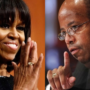 Michelle Obama once dated Treasury Department Inspector General J. Russell George at Harvard Law School