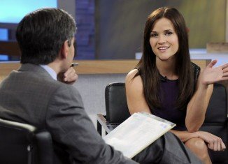 Reese Witherspoon appeared on Good Morning America on Thursday, in her first interview since her arrest