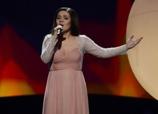 Russia's Dina Garipova came fifth at the 2013 Eurovision Song Contest in the Swedish city of Malmo
