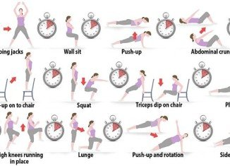 Scientists have developed a 7-minute exercise regime to provide as many health benefits as going for a long run and doing a session of weight training