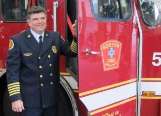 Thirteen of Boston's fourteen deputy fire chiefs co-signed a letter telling that they have no confidence in Fire Chief Steve Abraira