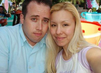 Travis Alexander and Jodi Arias before his murder on June 4, 2008
