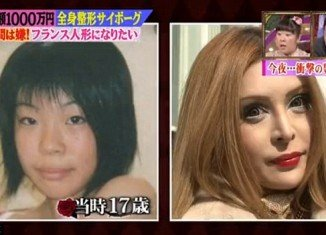 Vanilla Chamu has undergone a startling physical transformation that has so far involved more than 30 cosmetic procedures at a cost of $102,000 just to look like a French doll
