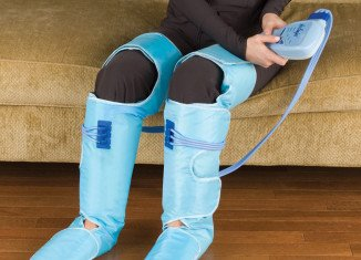 According to a Scottish research, the cheap inflatable leg wraps may save the lives of patients after a stroke