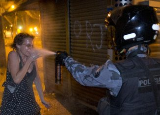 Brazil's government will deploy troops to five major cities to control a wave of protests which has seen 250,000 people demand better public services