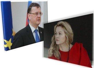 Czech PM Petr Necas will resign over Jana Nagyova corruption and spying scandal