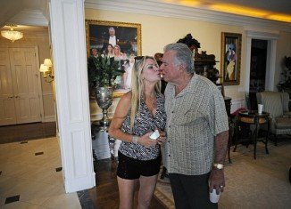 David and Jackie Siegel's partially finished dream home known as Versailles will include a theater inspired by the Paris Opera House