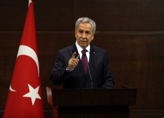 Deputy PM Bulent Arinc has apologized to protesters injured in demonstrations opposing the demolition of Gezi Park