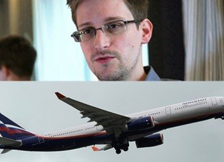 Edward Snowden is set to fly from Moscow to Ecuador where he will seek asylum