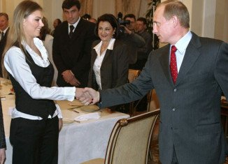 Former gymnast Alina Kabaeva is Vladimir Putin's potential new bride