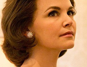 Ginnifer Goodwin was picked to play America's most famous First Lady Jackie Kennedy in Killing Kennedy