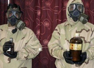 Iraqi authorities have uncovered an al-Qaeda plot to use chemical weapons