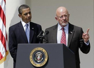James Clapper, director of US National Intelligence, has strongly defended government surveillance programmes after revelations of phone records being collected and internet servers being tapped