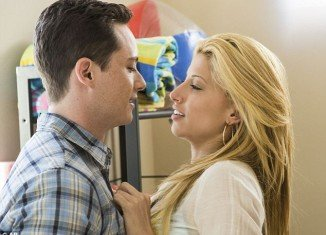 Jesse Lee Soffer and Tania Raymonde playing Travis Alexander and Jodi Arias in the Lifetime movie Jodi Arias Dirty Little Secret