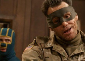 Jim Carrey has withdrawn support for Kick-Ass 2 movie following the Sandy Hook massacre