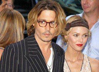 """Johnny Depp admits Vanessa Paradis break-up last June """"wasn't easy"""" on anyone"""