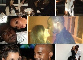 Kim Kardashian tweeted a very special birthday message to Kanye West