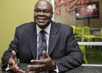 McDonald's CEO Don Thompson has claimed he lost 20 lbs in weight, despite eating from the chain's menu every day