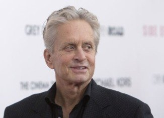 Michael Douglas was diagnosed with throat cancer in 2010