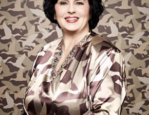 Miss Kay Robertson is the revered matriarch of the family featured in the Duck Dynasty reality show