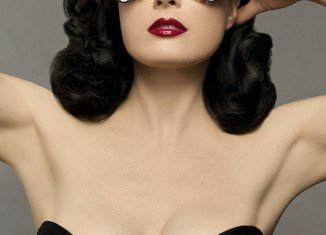 Perfect burlesque look - Dita Von Teese