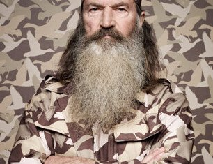 Phil Robertson, patriarch of the Duck Dynasty family